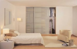 sliding bedroom wardrobe